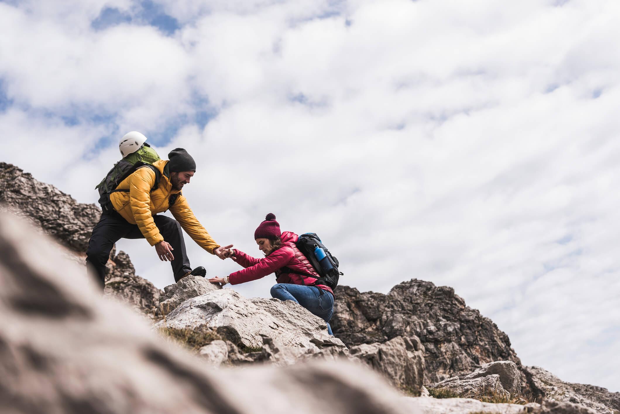 Rock Climbing | Barricaid